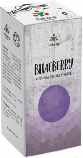 E-liquid Dekang Blueberry 10ml 0mg (borůvka)