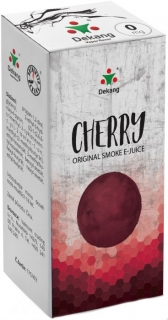 E-liquid Dekang Cherry 10ml 0mg (třešeň)