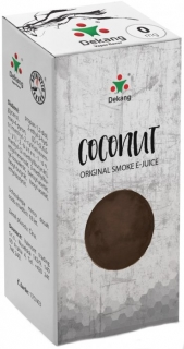 E-liquid Dekang Coconut 10ml 0mg (kokos)