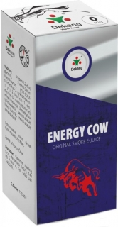 E-liquid Dekang Energy Cow 10ml 0mg (energetický nápoj)