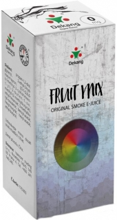 E-liquid Dekang Fruit Mix 10ml 0mg (ovocný mix)
