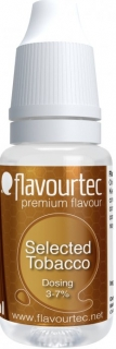 Flavourtec Selected Tobacco 10ml (Tabák)