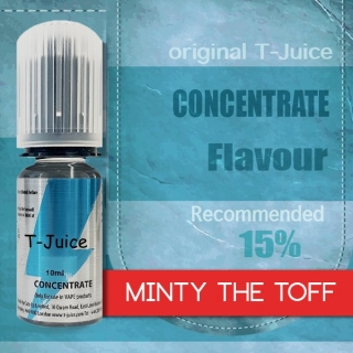 T-Juice Minty the Toff 10ml