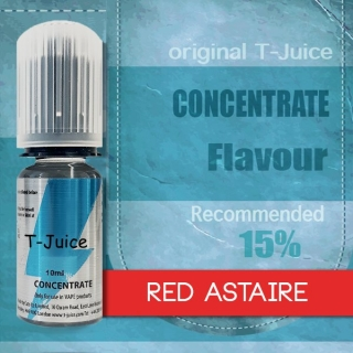 T-Juice Red Astaire 10ml