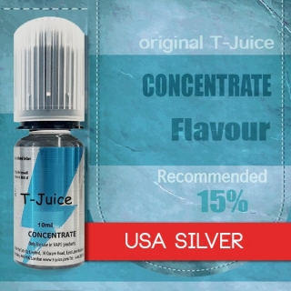 T-Juice USA Silver 10ml